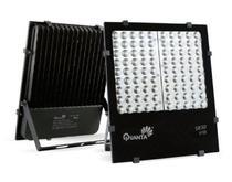 Iluminador LED Quanta US50 - 45W - 4500 Lumens - Bivolt - Preto