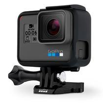 Camera de Acao Gopro Hero 6 Black 12MP 4K com Wi-Fi e Comando de Voz - Preta