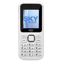 Celular SKY Devices F1 + Signal Dual Branco