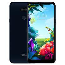 "Smartphone LG K40S LMX430HM SS 2/32GB 6.1"" Preto"