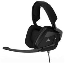 Fone com Microfone Corsair Gamer/Gaming Void Pro Surround USB (CA-9011156-Na) - Preto