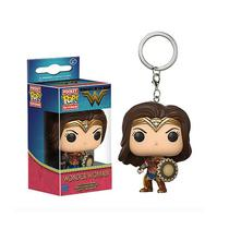Funko Pop Keychain Wonder Woman Woman