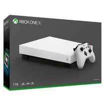 Console Xbox One X 1TB White Special Edition