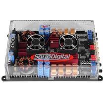 Módulo Soundigital SD800.4D *4CH* Evo IV