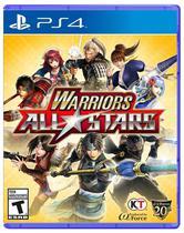 Jogo Warriors All-Stars - PS4