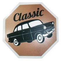 Placa Classic Car