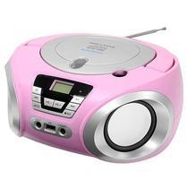 Micro System Megastar MP1842BT CD / USB / Radio / Bluetooth - Rosa