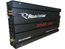 Amplificador Icador Roadstar RS-4510 2400W 4.CH Power One
