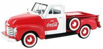 Chevrolet 1953 Pickup de Coca Cola Escala 1:32 - Motor City 440664