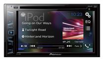 "Toca CD Pioneer AVH-195DVD 6.2"" iPod/ Touch/ USB/ C/ Control"
