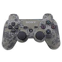Controle PS3 Dualshock 3 Camuflado Original