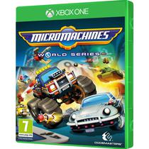 Jogo Micromachines World Series Xbox One