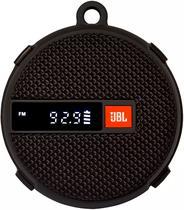 Caixa de Som JBL Wind 2 - Bluetooth - para Bicicleta - Preto e Laranja