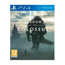 Jogo Shadow Of The Colossus Playsation 4 Cartelado