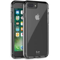Capa para iPhone 7 Plus AI7PMETFBK Iluv Metal Forge Preto