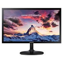 "Monitor Slim Samsung S24F350FHL 24"" LED HDMI  Preto"