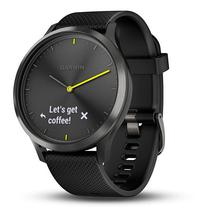 Smartwatch Garmin Vivomove HR 010-01850-01 com Bluetooth - Preto