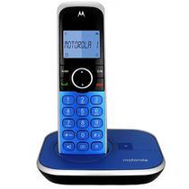 Telefone Sem Fio Motorola Gate 4800A 6.0 com Identificador de Chamadas  Azul