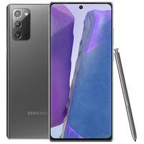 Smartphone Samsung Galaxy NOTE20 SM-N980F DS 8/ 256GB 6.7 64+12+12/ 10MP A10 - Mystic Gray (Gar. PY/ Uy/ Arg)