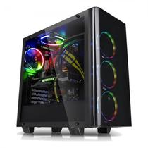 Gabinete Thermaltake View 21 Black CA-1I3-00M1WN-04