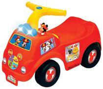 Carrinho Andador para Bebe - Kiddieland 49296 Mickey
