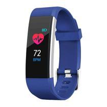 Pulseira Smart Sinergy Sports 115 Azul