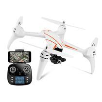 Drone Wltoys Dragon FLY 3 Q696-e FPV Via Wi-Fi 5.8GHZ 4 Canais/6 Eixos com Camera HD - Branco