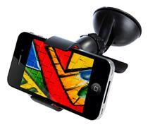 Suporte para Smartphone Quanta QTHLD3100 Universal Preto