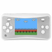 Game Portatil BAK BK-8048 2.5EQUOT; 240 Jogos-Branco/Cinza