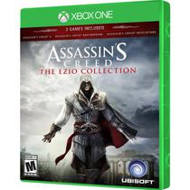 Jogo Assassins Creed Ezio The Collection Xbox One