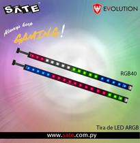 Fita LED A-LED40 RGB Satellite 24 LED 40CM