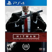 Jogo PS4 Hitman Definitive Edition