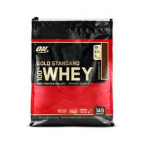 Gold Standard 100% Whey 10LB (4.5KG) Double Chocolate - On
