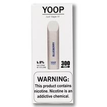 Vaporizador Yoop Pods Disposable Blueberry - Descartavel