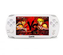 MP5 Game Player Quanta QTMPG500 4GB 5 USB Cam FM 3MP - Branco