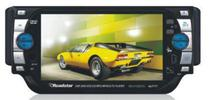 DVD Player Roadstar RS-5155DTS - TV - Bluetooth - USB - Aux - 5.5 Polegadas