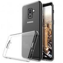 Capa para Samsung Galaxy A8 4LIFE - Transparente