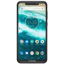 "Smartphone Motorola One XT1941-3 Dual Sim de 5.9"" 13+2MP/8MP Os 9.0 - Preto"