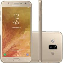 Samsung Cel J7 Duos 2017 J720M (Dual Sim/32GB/Dourado)