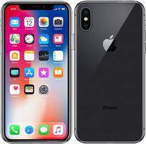 Celular Apple iPhone X - Tela de 5.8 - Cam 12/7MP - 64GB - Preto - So Aparelho