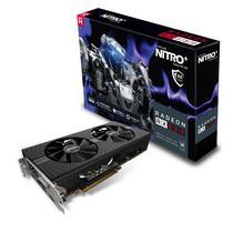 VGA 8GB PCI-Exp Sapphire Nitro+Radeon RX580 8GD5 11265-01-20