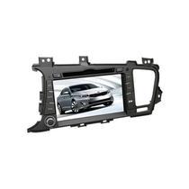 "Central Multimidia para Kia Optima 2012 Aikon 8991 LCD 7"" - Preto"