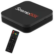 Receptor Stremiobox S905X Red Edition II - Iptv - F.T.A