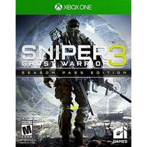 Jogo Xbox One Sniper Elite 3 Ghost Warrior