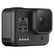 Camera Gopro Hero 8 Black 12MP / 4K / Wifi / Comando de Voz - Preto (CHDHX-801-LW)