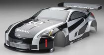 Thunder Tiger Body Painted 350Z PD8286