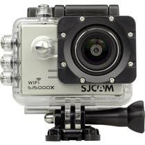Filmadora Sjcam SJ5000X Elite 4K Cinza