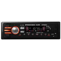 Toca Radio Automotivo Satellite AU333B com USB/Bluetooth/Auxiliar/FM - Preto