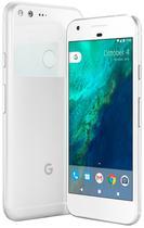 """Smartphone Google Pixel 1 Sim Lte Tela 5.0"""" 32GB/4GB Cam.12MP/8MP Prata Eu"""