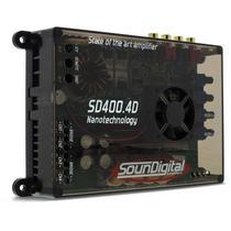Amplificador Soundigital SD-400.4 4 Canais Stereo 5000W